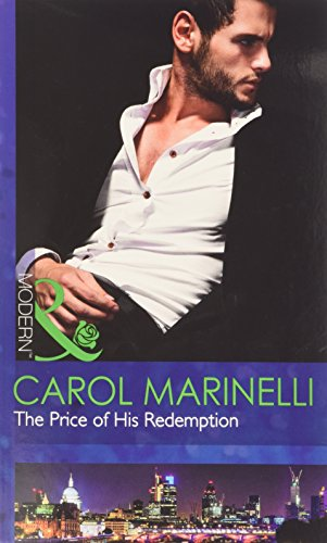 9780263249354: The Price Of His Redemption