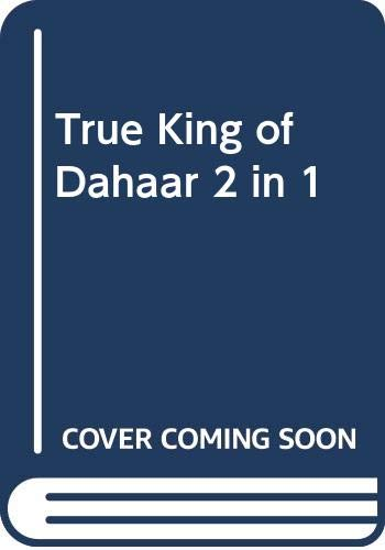 9780263250282: True King of Dahaar 2 in 1