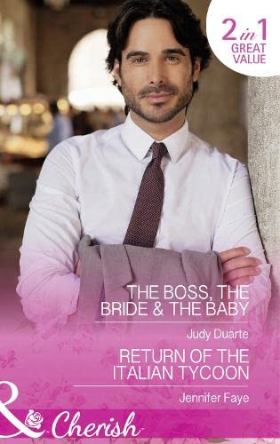 9780263251579: The Boss, the Bride & the Baby