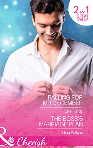 9780263251753: Falling for Mr. December (Mills & Boon Cherish)