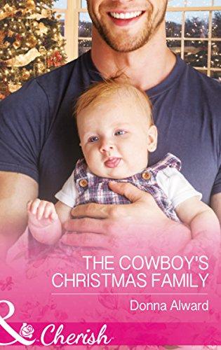9780263251852: The Cowboy's Christmas Family (Mills & Boon Cherish)