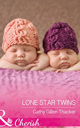 9780263251876: Lone Star Twins (Mills & Boon Cherish)
