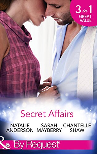 9780263252019: Secret Affairs (Mills & Boon by Request)