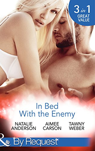 9780263252293: In Bed With The Enemy: Dating and Other Dangers / Dare She Kiss & Tell? / Double Dare