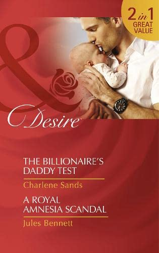 9780263252705: The Billionaire's Daddy Test (Mills and Boon Desire)