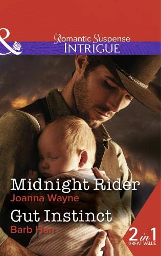 9780263252941: Midnight Rider (Mills & Boon Intrigue)