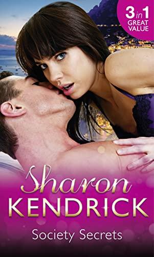 Society Secrets: Sharon Kendrick