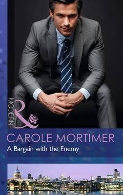 9780263254136: A Bargain with the Enemy (Mills and Boon Modern)