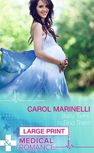 9780263254983: Baby Twins To Bind Them (Mills & Boon Largeprint Medical)