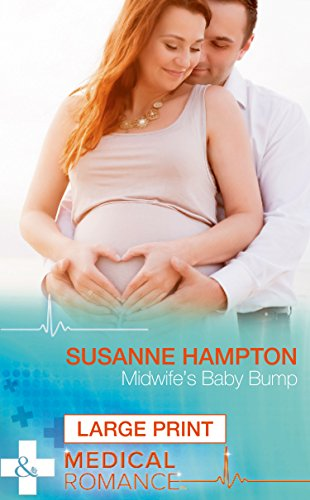 9780263255119: Midwife's Baby Bump (Mills & Boon Largeprint Medical)