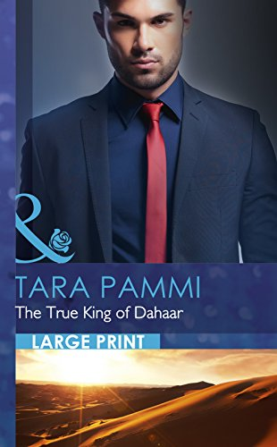 9780263256109: The True King of Dahaar