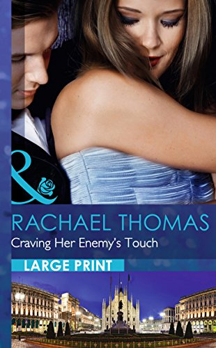 9780263256758: Craving Her Enemy's Touch (Mills & Boon Largeprint Romance)