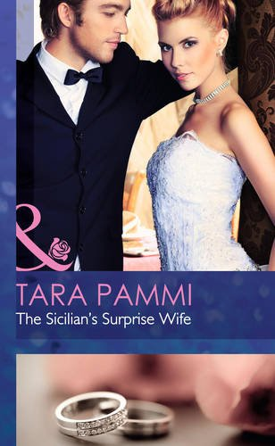 9780263258141: The Sicilian's Surprise Wife (Society Weddings)