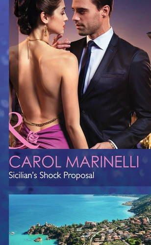 9780263258325: Sicilian's Shock Proposal (Mills & Boon Hardback Romance)
