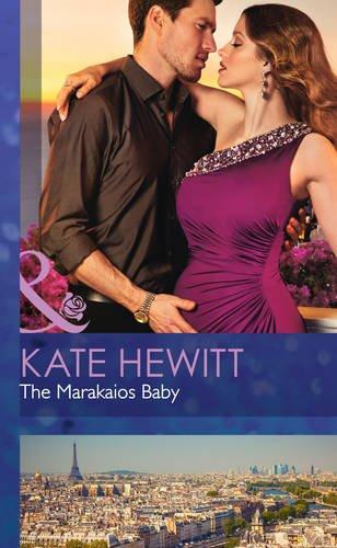 9780263258547: The Marakaios Baby (Mills & Boon Hardback Romance)