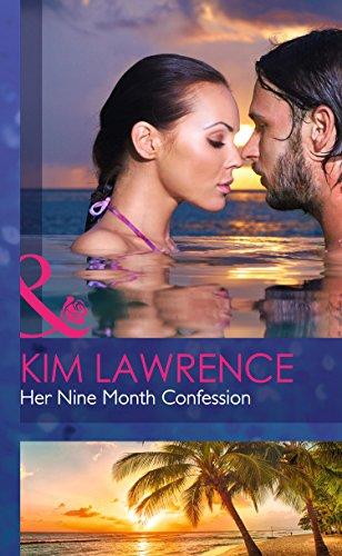 9780263258714: Her Nine Month Confession (Mills & Boon Hardback Romance)