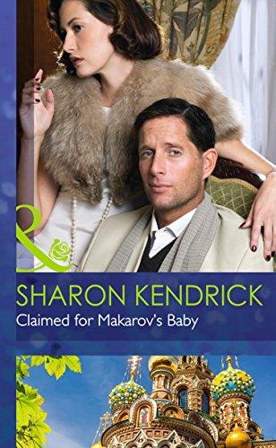 9780263258882: Claimed for Makarov's Baby