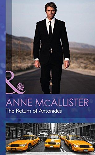 9780263258950: The Return of Antonides (Mills & Boon Hardback Romance)
