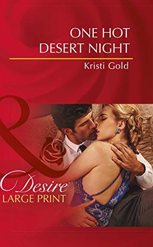 9780263259858: One Hot Desert Night