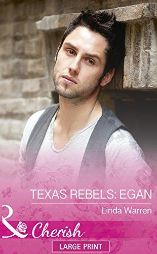 9780263259957: Texas Rebels: Egan