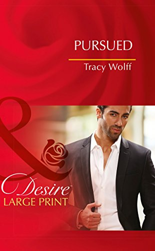 9780263260465: Pursued (Mills & Boon Largeprint Desire)