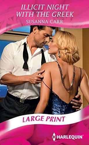 9780263262001: Illicit Night With The Greek (Mills & Boon Largeprint Romance)
