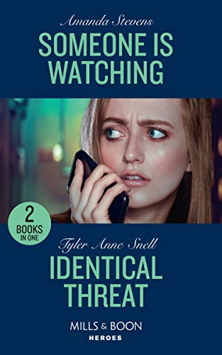 9780263280425: Someone Is Watching / Identical Threat: Someone is Watching (an Echo Lake Novel) / Identical Threat (Winding Road Redemption)