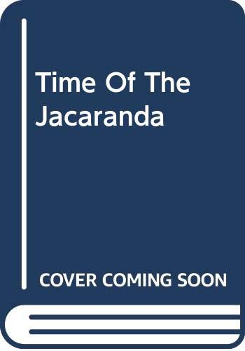 9780263513615: Time of the Jacaranda