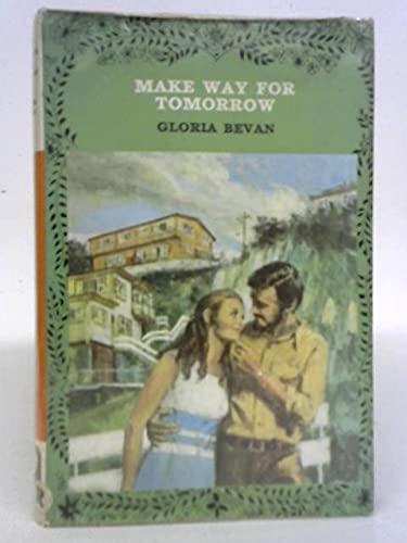 9780263516128: Make Way for Tomorrow