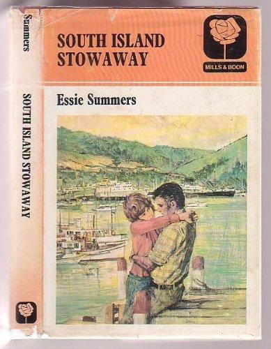 9780263517637: South Island Stowaway (Harlequin Romance #1564)