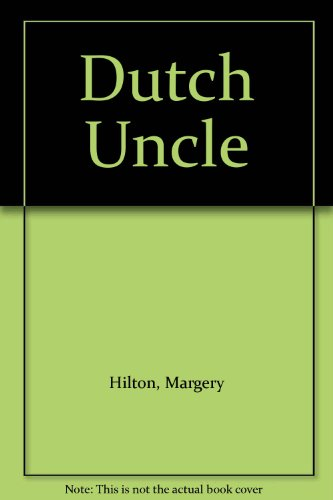 9780263701838: Dutch Uncle