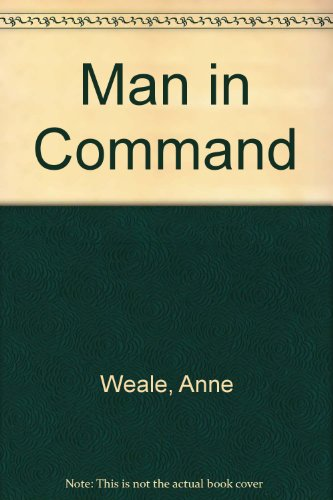 9780263705775: Man in Command