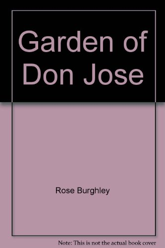9780263710328: The Garden of Don Jose