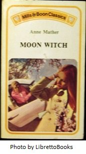 Moon Witch: Mather, Anne