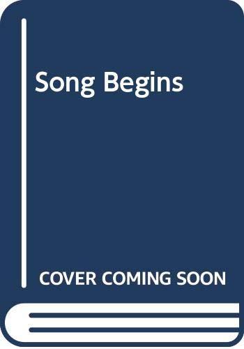 9780263714845: A Song Begins
