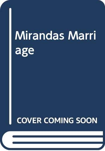 Miranda's Marriage: Hilton, Margery