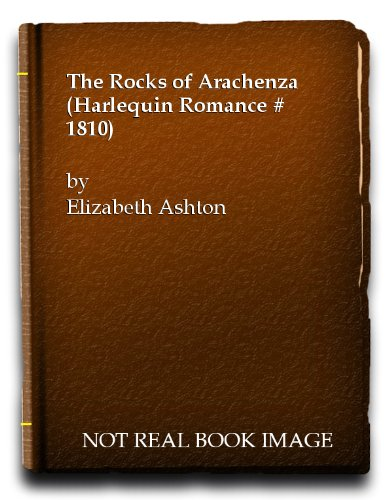 Rocks of Arachenza: Ashton, Elizabeth