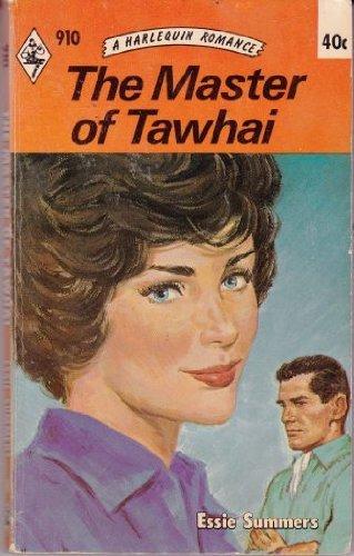 9780263715675: The Master of Tawhai