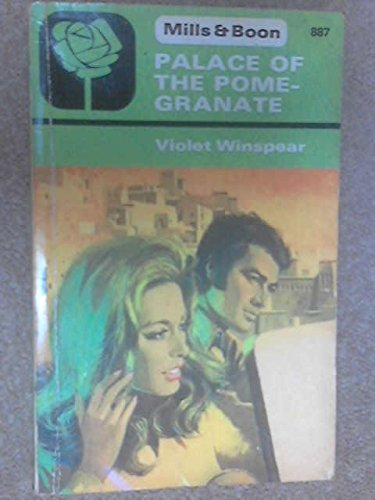 Palace Of The Pomegranate: Webber, Meredith
