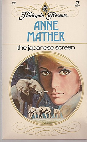 Japanese Screen: Mather, Anne