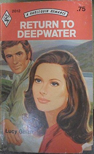 Return to Deepwater: Gillen, Lucy