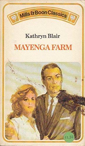 9780263717815: Mayenga Farm