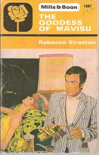 9780263719048: The Goddess of Mavisu