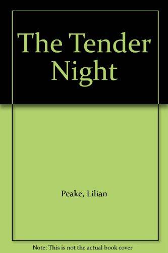 9780263719451: The Tender Night