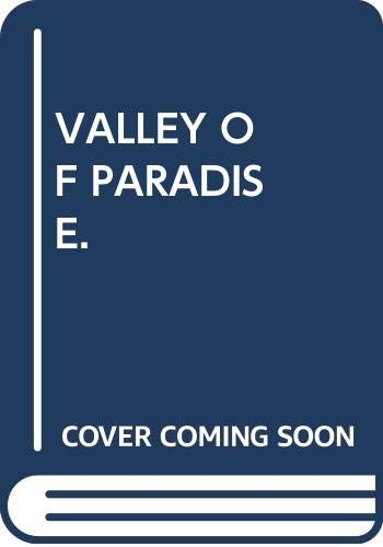 9780263719659: VALLEY OF PARADISE
