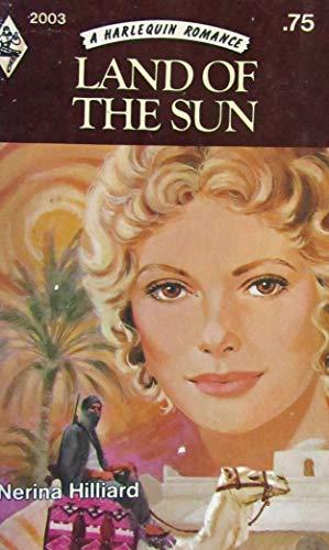 Land of the Sun: Hilliard, Nerina