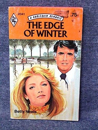 9780263723007: The Edge of Winter