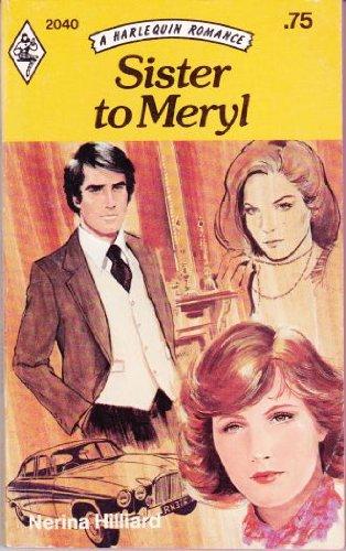 Sister to Meryl: Nerina Hilliard