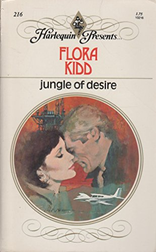 Jungle of Desire: Flora Kidd