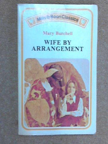 9780263724288: Wife By Arrangement
